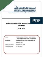 (Cover)Kurikulum Dan Pedagogi Pendidikan Jasmani