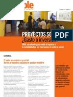 SROI Medicion Inversiones Sociales
