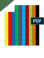 Test Print Colour