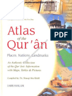 Atlas of Quran - English