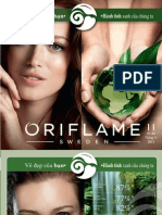 Catalogue My Pham Oriflame 11-2012