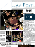 The Dallas Post 10-28-2012