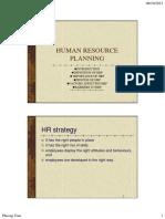 2012 Lec 05 HR Planning