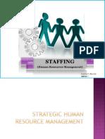 Staffing Presentation Slides