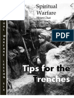 Tips for the Trenches