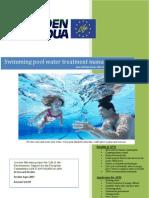 swimming pool water treatment manual