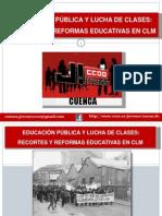 PDF cedido por Jóvenes de CCOO