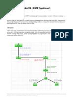 MikroTik - OSPF (podstawy)