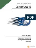 Modul Coreldraw 12 Untuk Pemula
