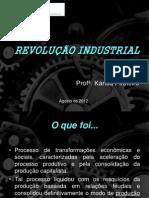 AULA 02 - Revolução Industrial