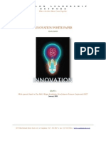 Innovation White Paper