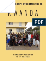 Peace Corps Rwanda Welcome Book  |  March 2012
