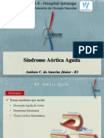 Sd Aortica Aguda
