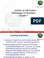 Introduction to Information Technology for Business (Presentation)