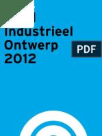 Catalogus Erkenningen Goed Industrieel Ontwerp 2012
