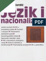 Snjezana Kordic - Jezik i Nacionalizam