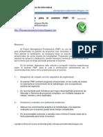 10 Recomendaciones Para Estudiar Para El Examen PMP - Scribd