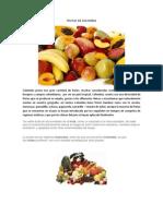 Frutas de Colombia