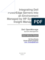 Integrating PowerEdge Servers Into HPSIM50