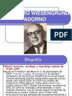 Theodoro Adorno