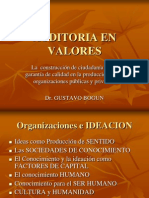 Auditoria en Valores-dr. Gustavo Bogun