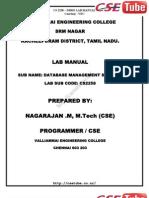 1 Pdfsam Cs2258 Dbms Lab Manual
