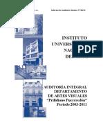 Informe Final Auditoria Dav