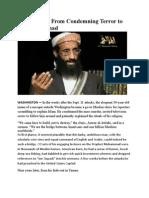 Imam's path to preacher of jihad