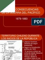 CAUSAS Y CONSECUENCIAS DE LA GUERRA DEL PACÍFICO