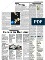 My First Article