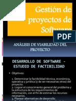 Analisis de Viabilidad Del Proyecto