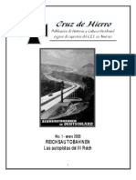 Revista - Cruz de Hierro No1