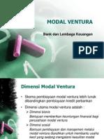 Bank dan Lembaga Keuangan Lain - Modal Ventura