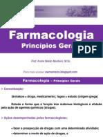 Farmacologia - princípios gerais