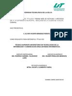 ESTADIA UNIVERSIDAD TECNOLÓGICA DE LA SELVA OFICIAL.