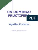 (Christie, Agatha - Un Domingo Fructifero)