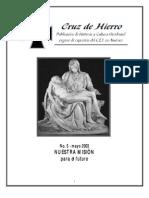 Revista - Cruz de Hierro No5