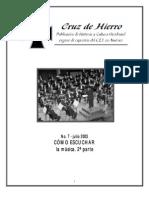 Revista - Cruz de Hierro No7
