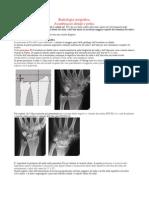 Radiologia ortopedica
