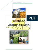 Empresa Agropecuaria Trabajo