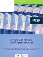 Clase Guía Diseña para Reciclar Plásticos