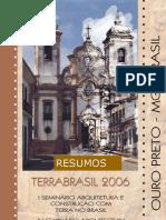 Livro de Resumos TerraBrasil 2006