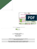 Relazione Generale e Opere e Misure Di Compensazione Progetti Locali Parte 1