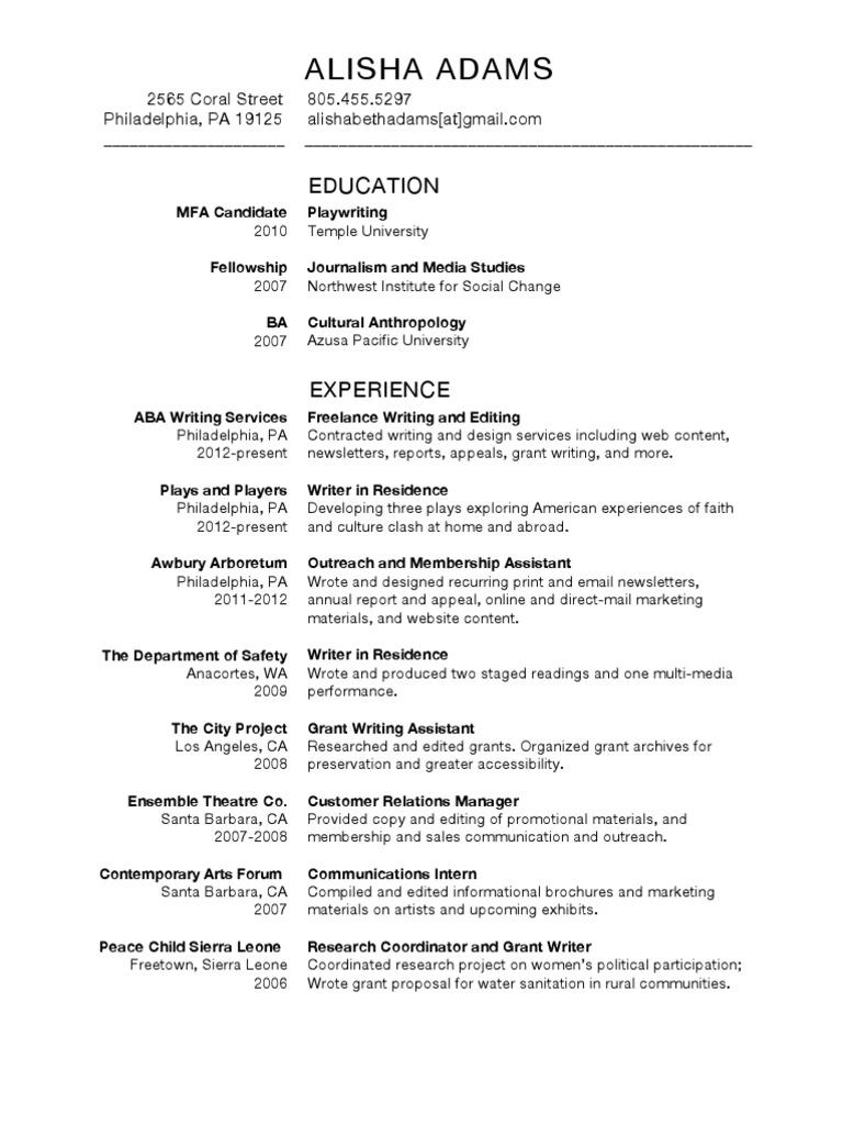 Thesis 2 syllabus