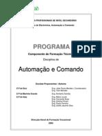 Automação e Comando