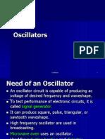 (24) Oscillators