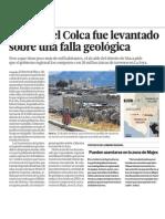 Origines Del Pueblo Colca Arequipa