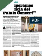 Palais Concert Patrimonio Recuperado