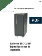 Memoria Slc Cube 3