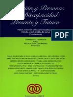 14Educacion y Personas Con Discapacidad Presente Futuro
